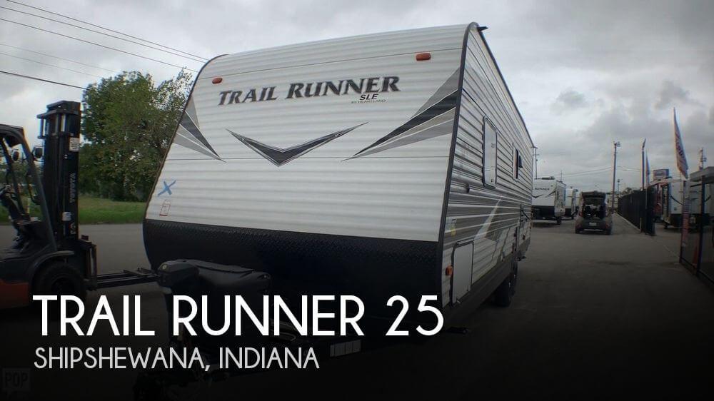 2019 Heartland Trail Runner 25