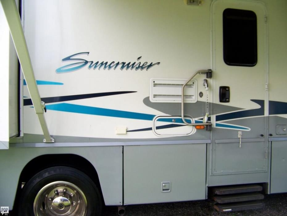 2004 Itasca Suncruiser 38R, 19