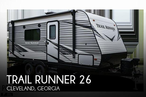 2019 Heartland Trail Runner 26