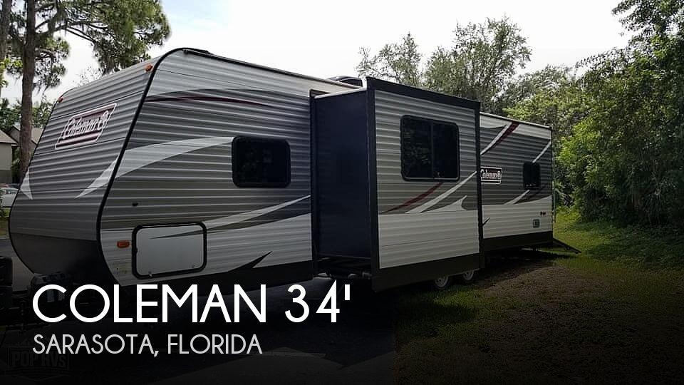 2019 Dutchmen Coleman Lantern 300TQ