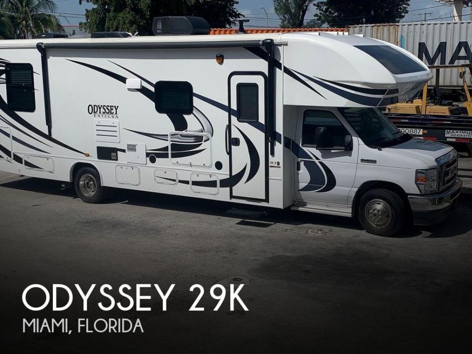 2021 Entegra Coach Odyssey 29K