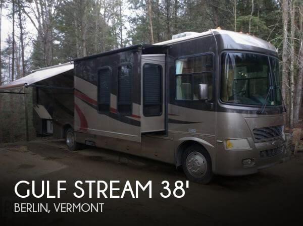 2008 Gulf Stream Gulf Stream 8367 Coach