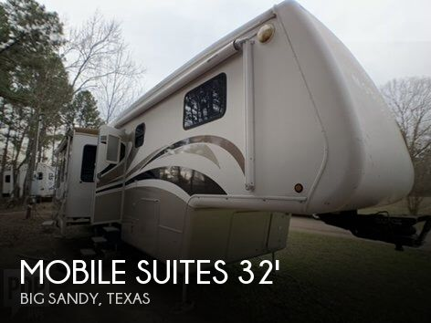 2007 DRV Mobile Suites 32 TK3
