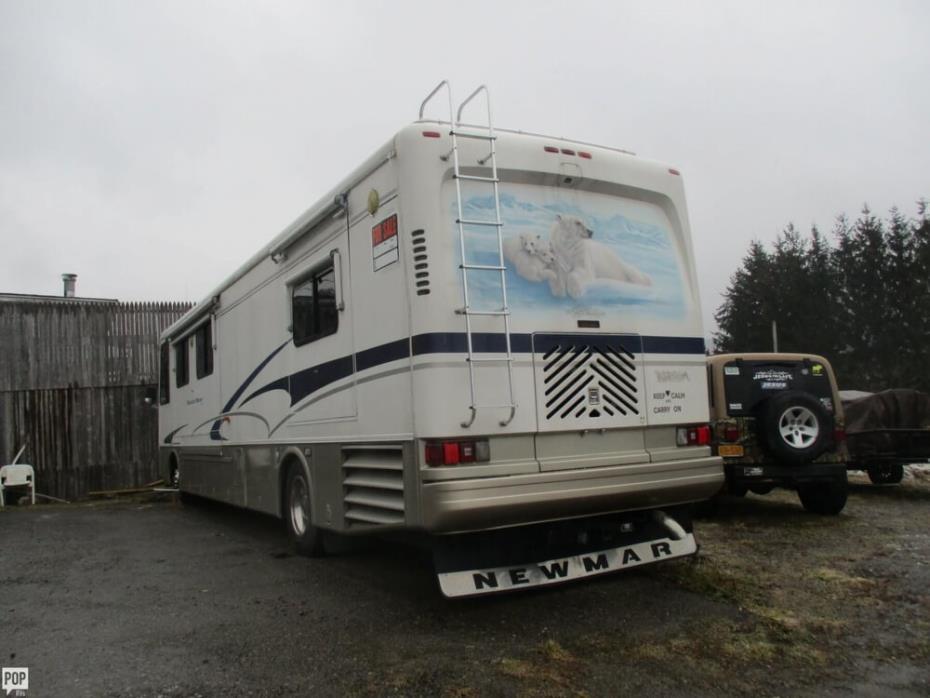 2001 Newmar Dutch Star 40, 17