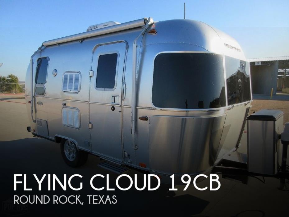 2018 Airstream Flying Cloud 19CB
