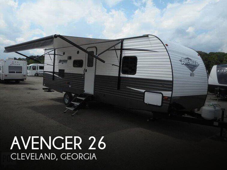 2019 Forest River Avenger 26