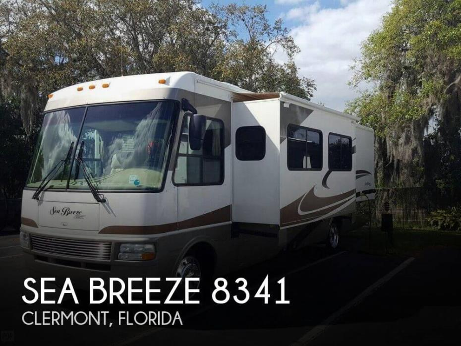 2006 National RV Sea Breeze 8341