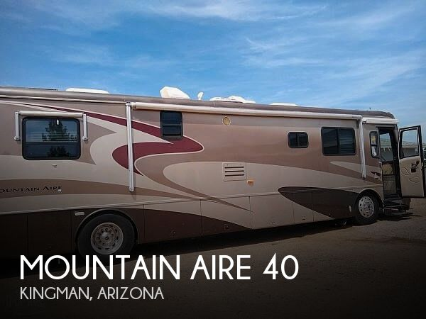 2003 Newmar Mountain Aire 40
