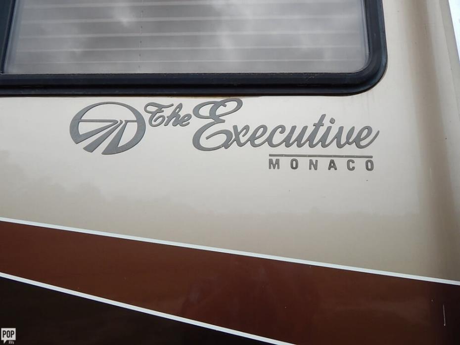 2001 Monaco Executive 40 DS, 12