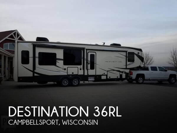 2017 Winnebago Destination 36RL