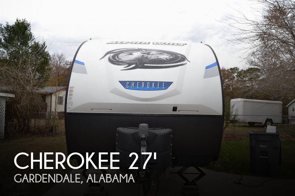2019 Cherokee Alpha Wolf 27RK-L