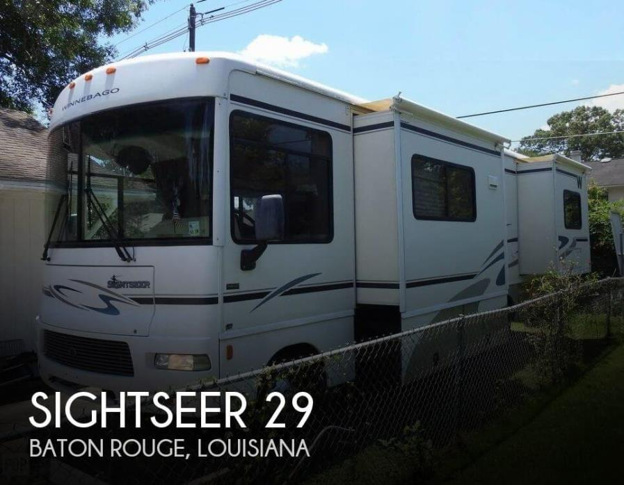 2005 Winnebago Sightseer 29