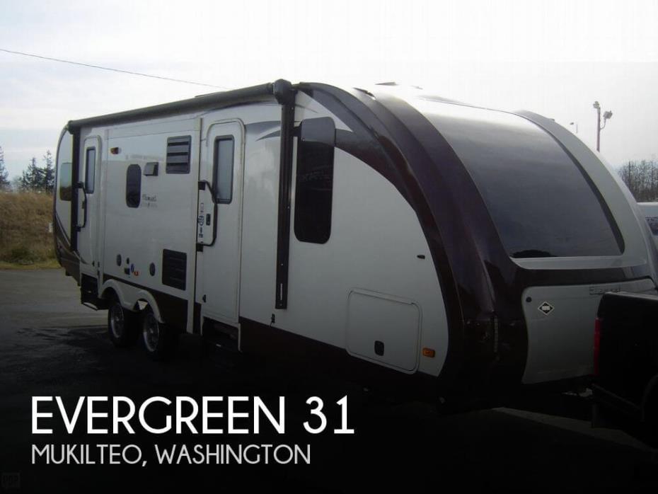 2015 EverGreen Evergreen 28RLSS