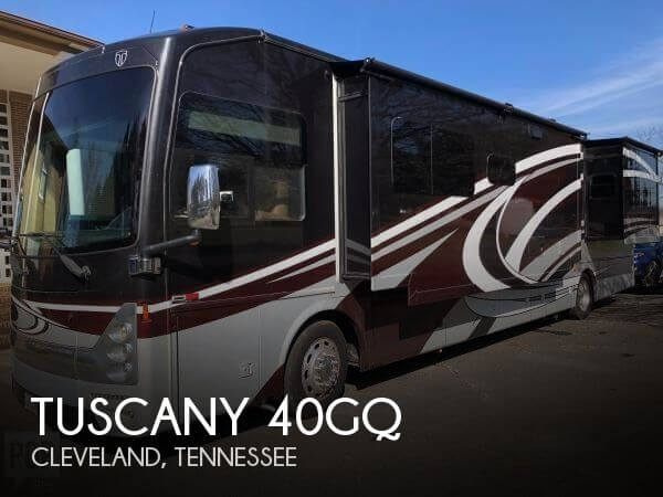 2014 Thor Motor Coach Tuscany 40GQ