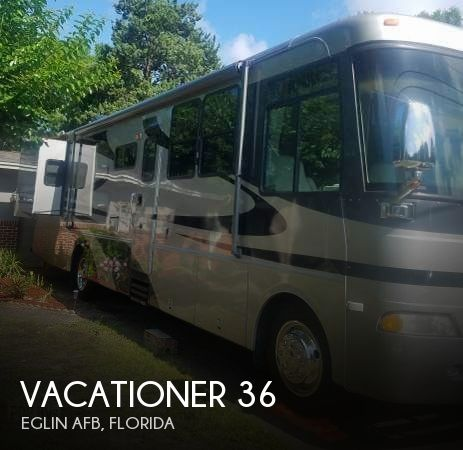 2005 Holiday Rambler Vacationer 37PBD