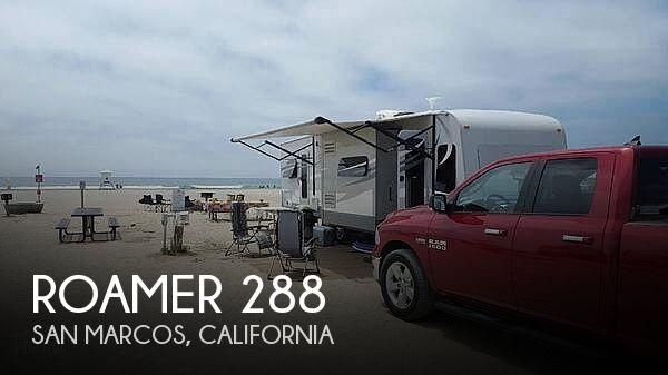 2014 Open Range Roamer RT288FLR