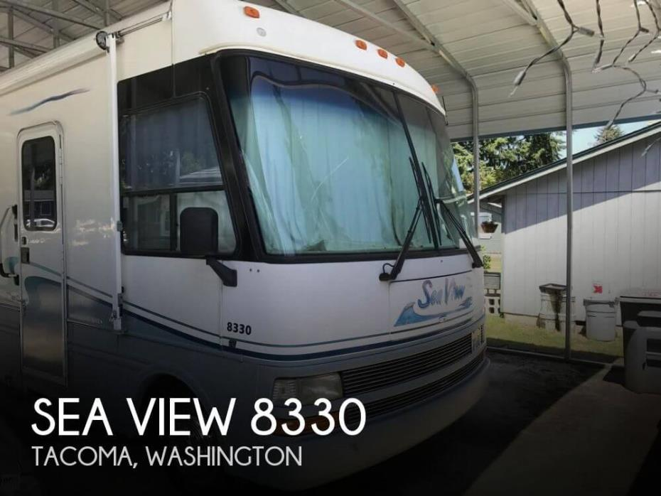 1999 National RV Sea View 8330