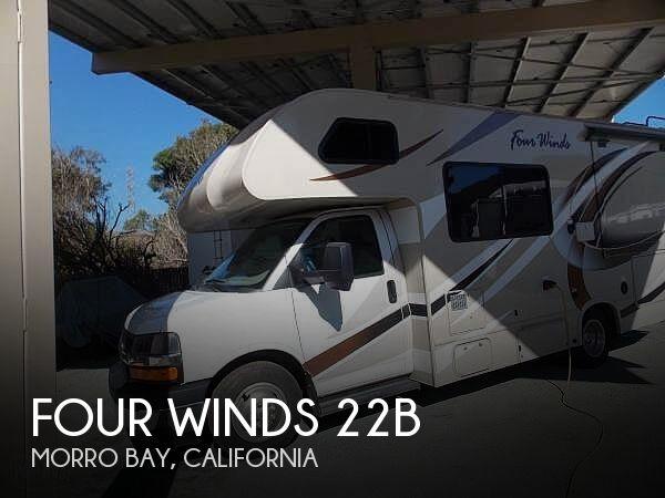 2018 Thor Motor Coach Four Winds 22B