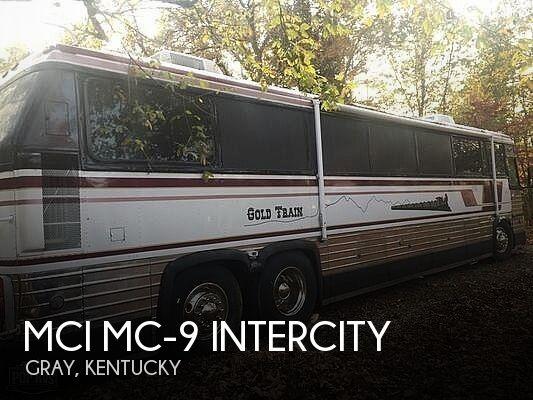 1982 MCI MCI MC-9 Intercity