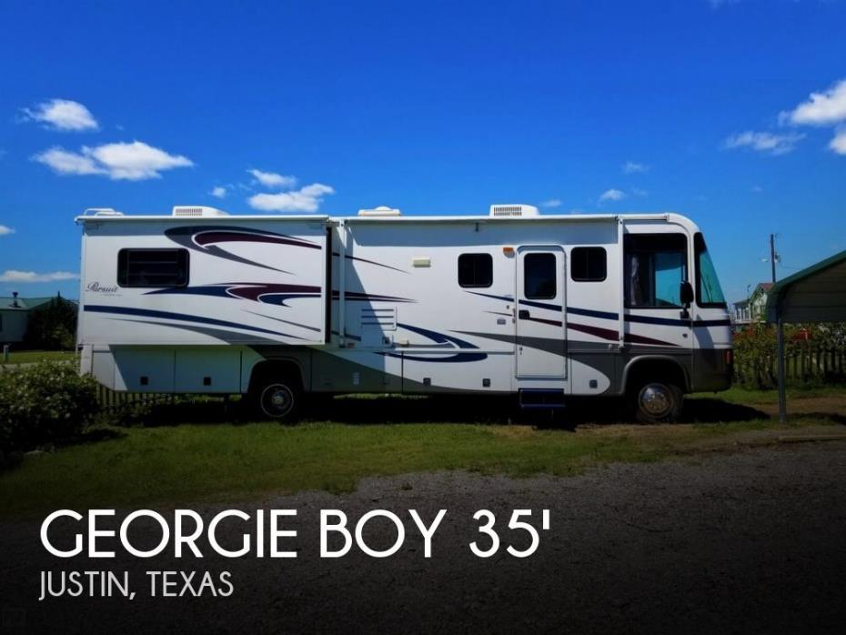 2006 Georgie Boy Pursuit 3500DS
