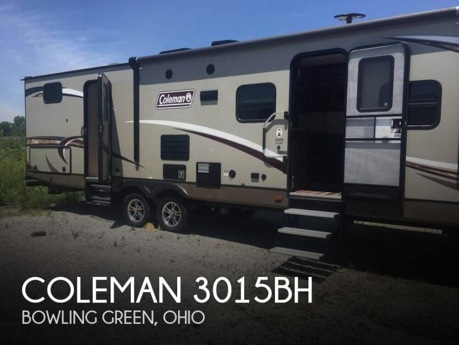 2018 Dutchmen Coleman 3015BH