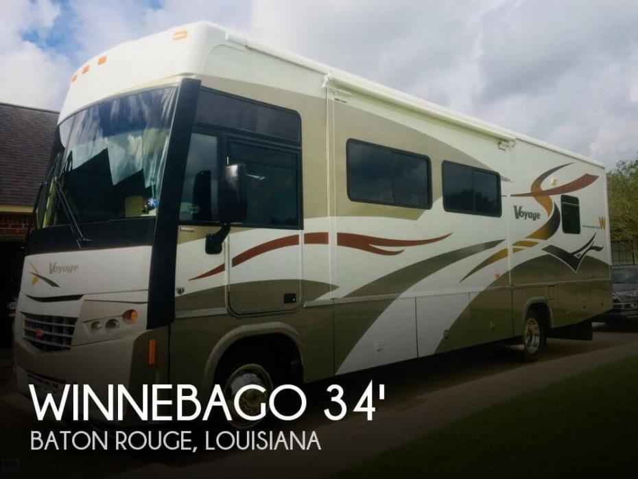 2007 Winnebago Voyage 33V