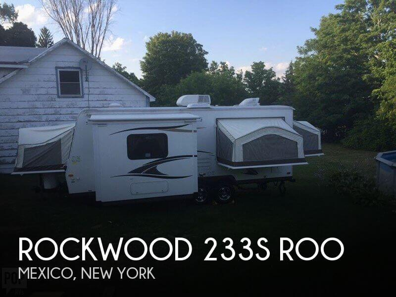 2014 Forest River Rockwood 233S Roo