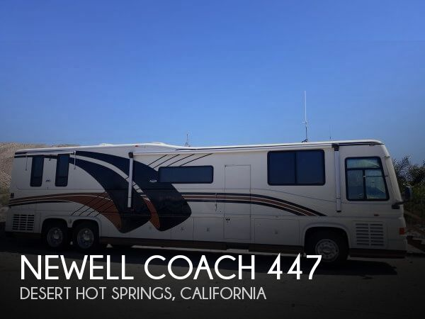 1997 Newell Coach 447