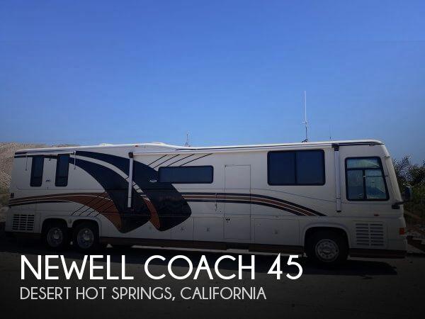 1997 Newell Coach 45