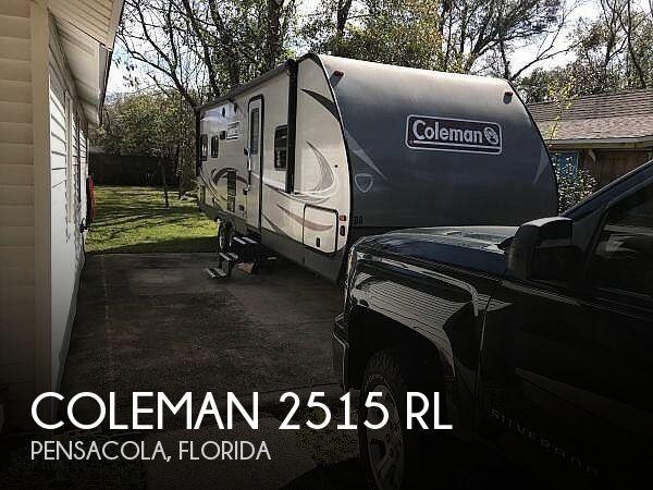 2018 Dutchmen Coleman 2515RL