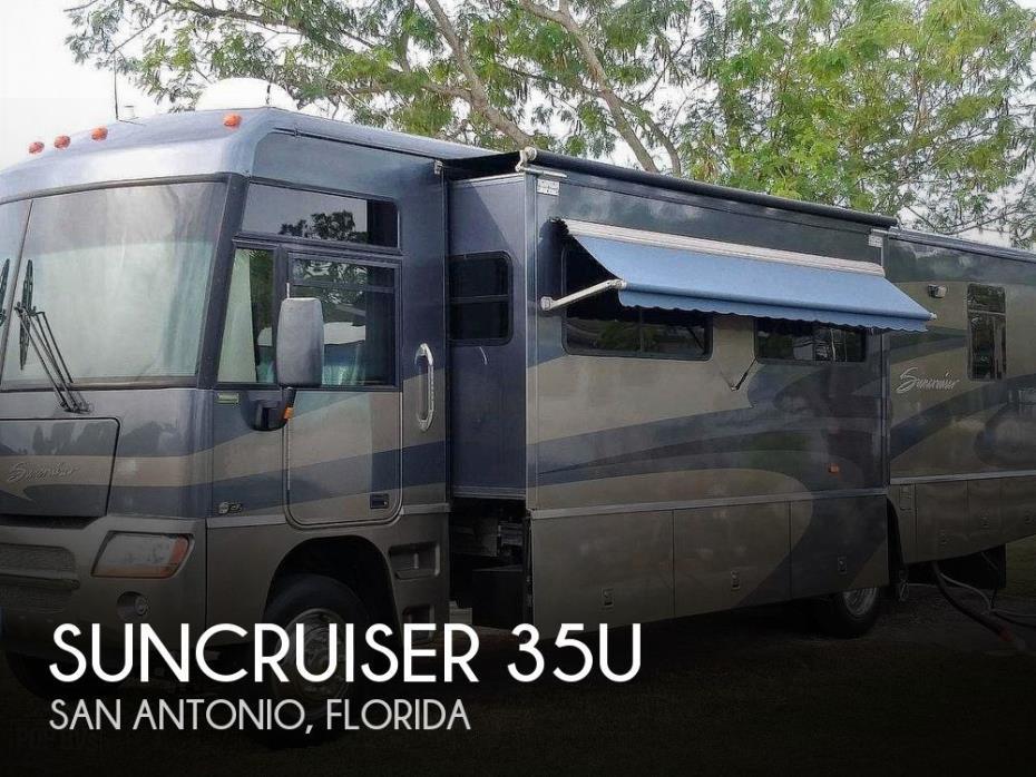 2005 Itasca Suncruiser 35U