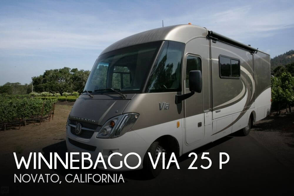 2015 Winnebago Winnebago VIA 25 P