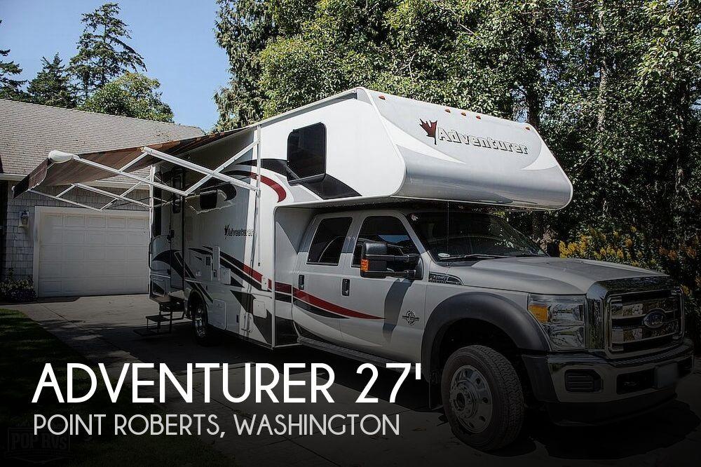 2014 ALP Adventurer ADV 4x4 Custom Diesel