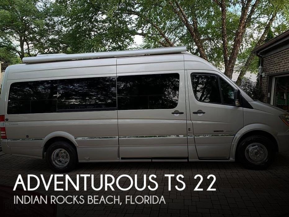 2015 Roadtrek Adventurous TS 22