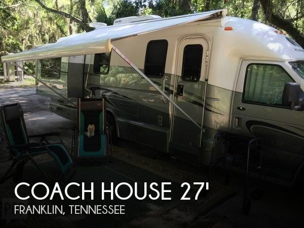 2005 Coach House Coach House Platinum 272 XLFS