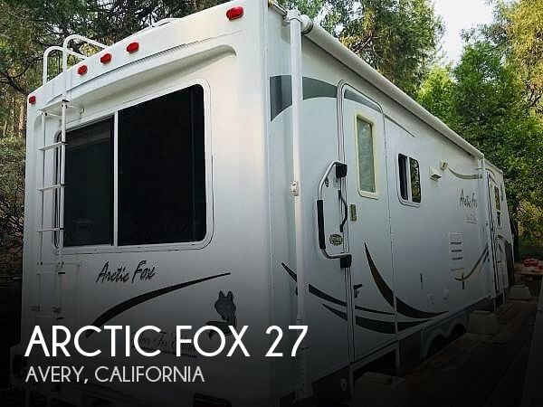 2008 Northwood Arctic Fox 27T