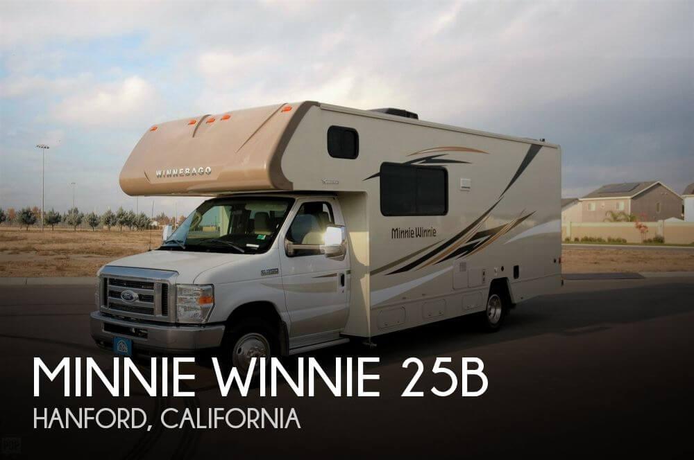 2016 Winnebago Minnie Winnie 25B