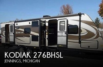 2014 Vanguard Kodiak 276BHSL
