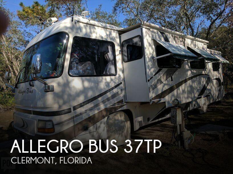 2001 Tiffin Allegro Bus 37TP