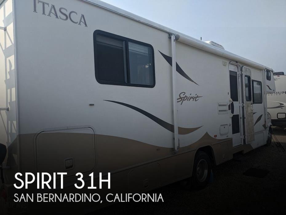 2007 Itasca Spirit 31H