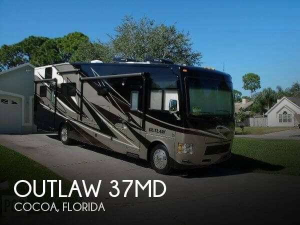 2014 Thor Motor Coach Outlaw 37MD