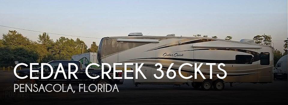 2013 Forest River Cedar Creek 36CKTS