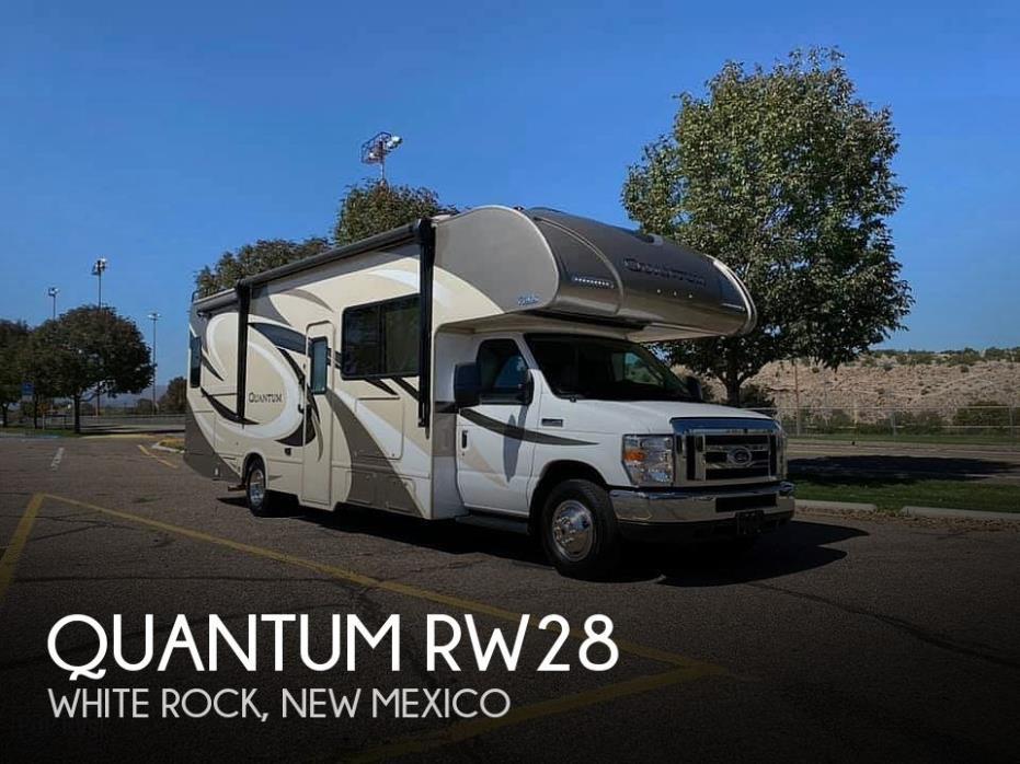 2018 Thor Motor Coach Quantum RW28
