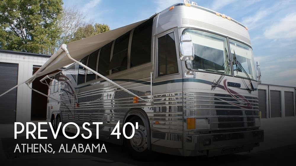 1998 Prevost Prevost Country Coach Xl 40