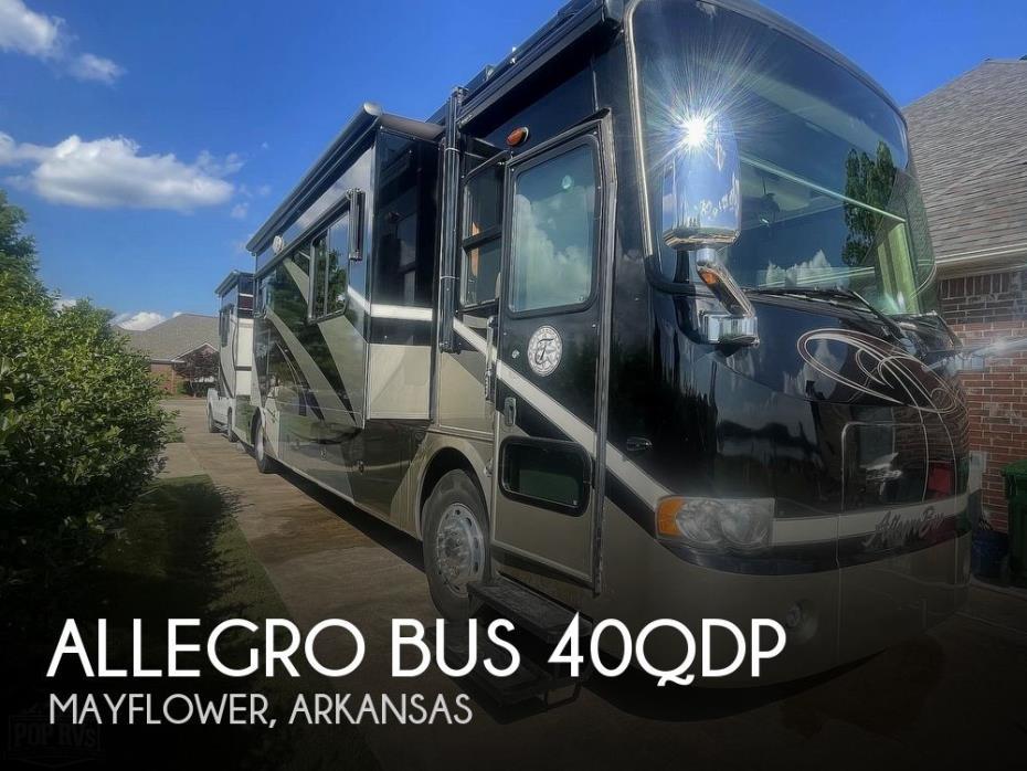2008 Tiffin Allegro Bus 40QDP