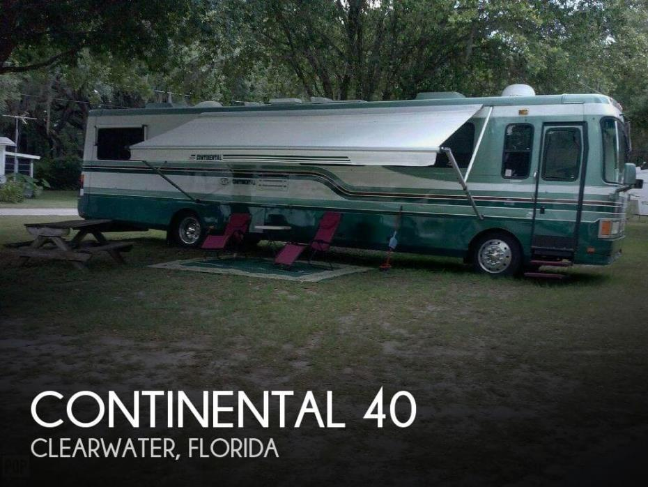 1997 Safari Continental 40