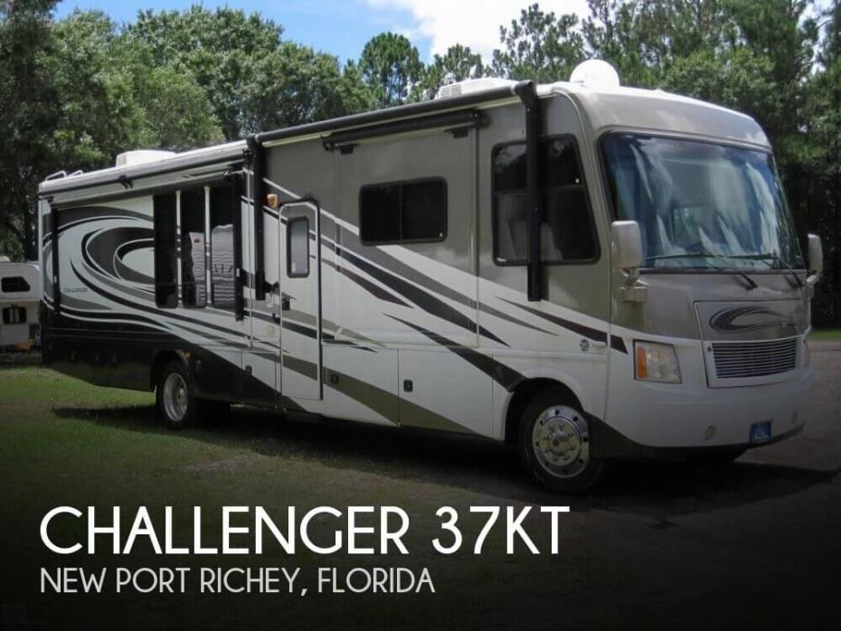 2011 Damon Challenger 37KT