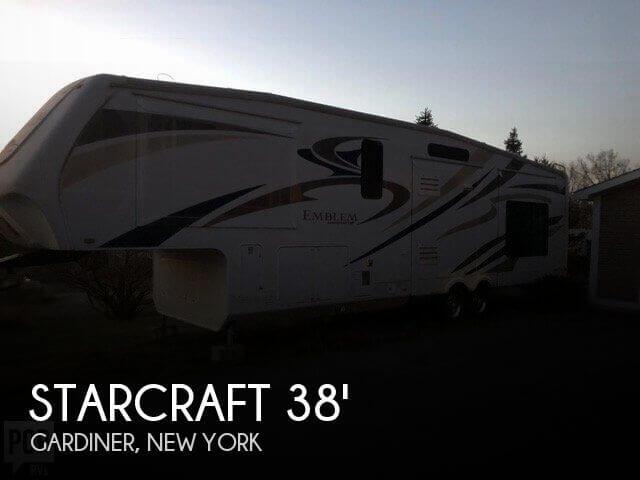 2010 Starcraft Starcraft 375 LKQS