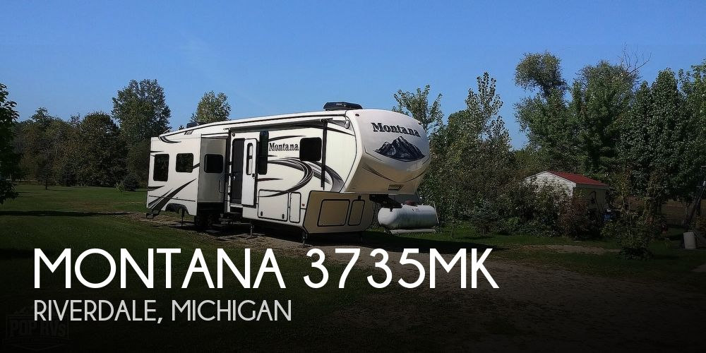 2015 Keystone Montana 3735MK