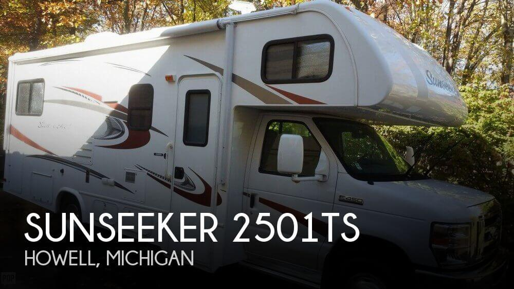 2015 Forest River Sunseeker 2500TS